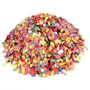 Confettis multicolores - Sachet de 1kg