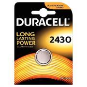 Pile lithium 3V CR2430 Duracell Electronics