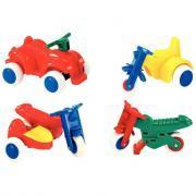 Mini-motos Viking toys - Lot de 12