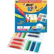Feutres kid couleur assortis - Classpack de 144