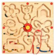 Labyrinthe magnétique - Formes figuratives