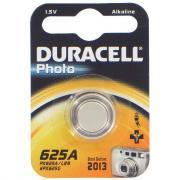Pile Alcaline 1,5V APN 625A Duracell Photo