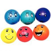 "Balles ""Emotions"" - Lot de 6"