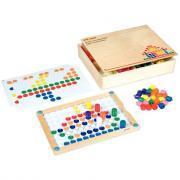 Boîte de mosaïques Jumbo + 8 modèles