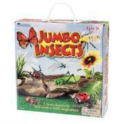 Jumbo Insects - Insectes géants en plastique