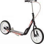 Trottinette verte avec frein
