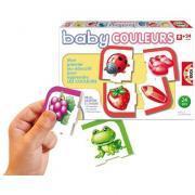 Baby Couleurs - Puzzles de 4 pi�ces