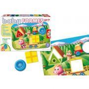 Baby Formes - Puzzles de 3 pi�ces