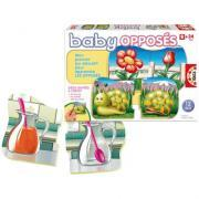 Baby Oppos�s - Puzzles de 2 pi�ces