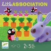 Jeu de société Djeco - Little Association