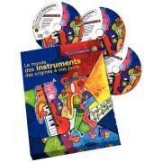 Le monde des instruments des origines à nos jours - Coffret de 3 CD
