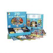 Boîte de 200 jeux de société