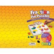 Jeu du plateau de fractions + cartes