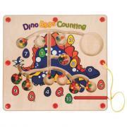 Dino Eggs Counting - Oeufs de dino à compter