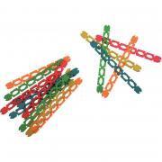 Boite de 400 sticks flexibles fluo