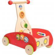Chariot suprême multi-activités en bois