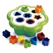 Boîte des formes et couleurs