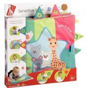 Grand livre sensitif Sophie la Girafe