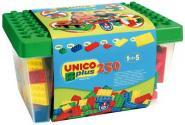 Baril de 250 briques standard UNICO