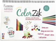 LIVRE CD COLORZIK CLOCHE
