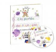 A la port�e des tout-petits - 10 comptines sur 3 notes - Livret + CD