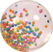 Balle d'eau à billes diamètre 10cm