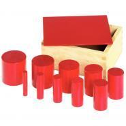 Cylindres de couleurs - gamme économique