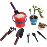 Set de 7 outils de jardin