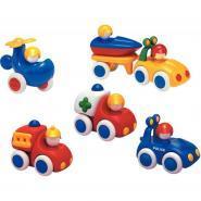 Lot 5 véhicules de secours TOLO