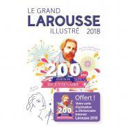 """Dictionnaire """"Le Grand Larousse illustré"""" - Grand format"""
