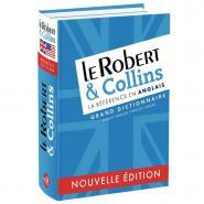 "Dictionnaire bilingue ""Le Robert & Collins Senior"""