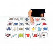 Set de 45 cartes sur le thème : les vétements