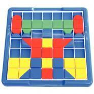 Boîte de mosaïque + 12 grilles