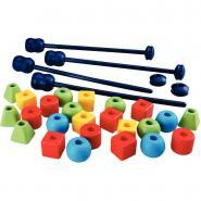 Extension 4 enfants pour l'atelier mini-rythmes et maxi-perles 15657