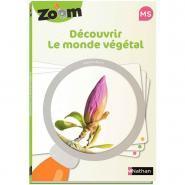 GUIDE ZOOM découvrir le monde végétal MOYENNE SECTION