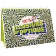 Livre 100% illusions d'optique