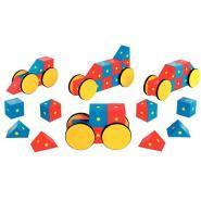 Bloc magnétique 3D - Sachet de 40