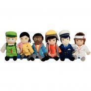 Marionnettes Les m�tiers - Lot de 6