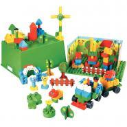 Twini Super Baby - Multibox M de 117 briques de construction