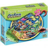 """Puzzle magnétique 3D """"Océan"""""""