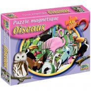 """Puzzle magnétique 3D """"Oiseaux"""""""