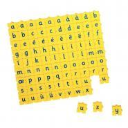 Lettre minuscule Morphun - Sachet de 90