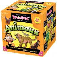 Asmodee - Jeu de société - Brain Box - Animaux