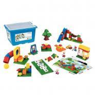 Le jardin d'enfants - Boîte de 104 pièces