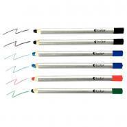 Crayons de couleur gros module O'Color - Boîte de 6