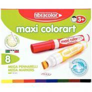 Feutres Maxi ColorArt - Boîte de 8