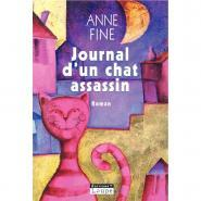 "Livre ""Journal d'un chat assassin"""