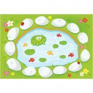 Tapis de regroupement rectangulaire - L'étang