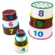 Les 10 gâteaux à empiler
