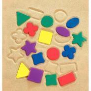 Moules formes géométriques - Sachet de 64